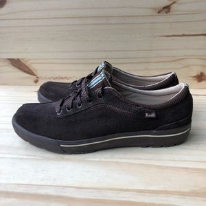 Keds Suede with Arch Support. women's Size 9